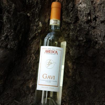 Witte wijn Gavi