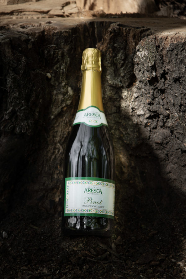 Pinot brut Mousserende wijn